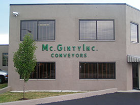 McGinty Conveyors, Inc, Indianapolis, Indiana Facility