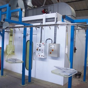 Side Track Conveyor System